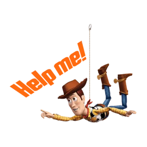 Toy Story - Sticker 2