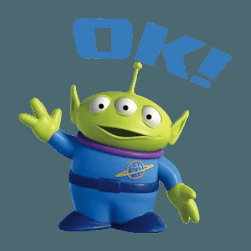 Toy Story - Sticker 6