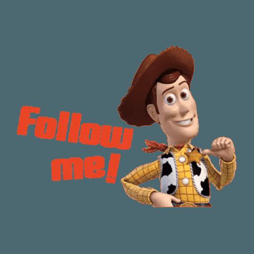 Toy Story - Sticker 17