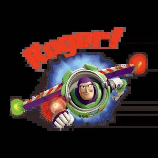 Toy Story - Sticker 10