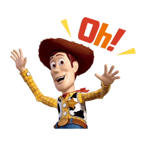 Toy Story - Sticker 22