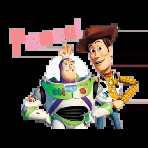 Toy Story - Sticker 27