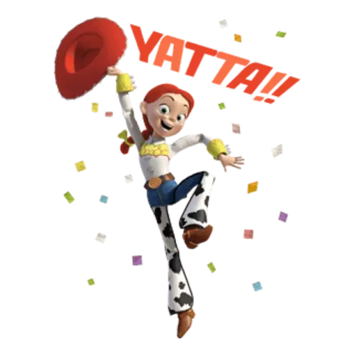 Toy Story - Sticker 12