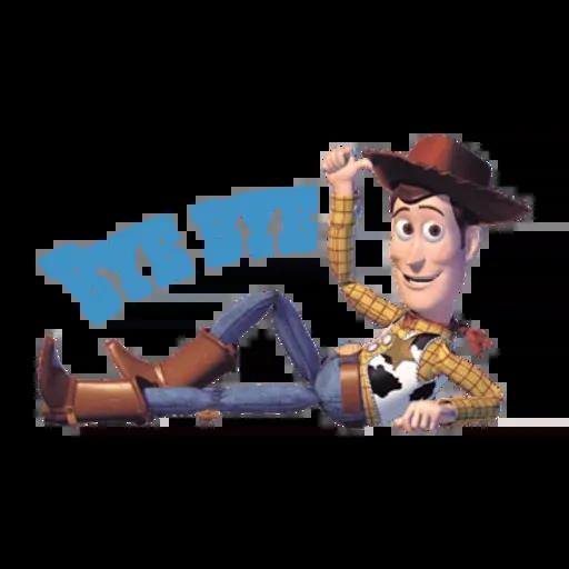 Toy Story - Sticker 5