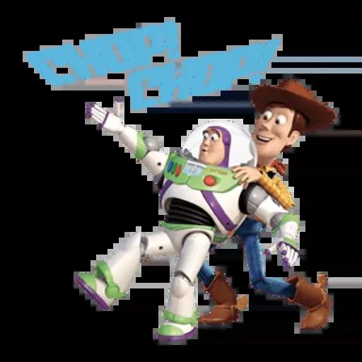 Toy Story - Sticker 7