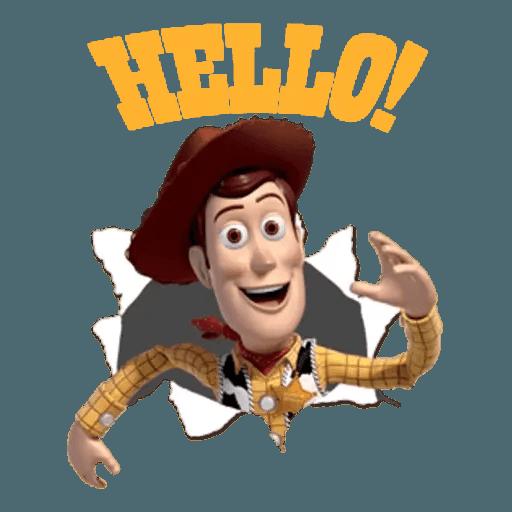 Toy Story - Sticker 9