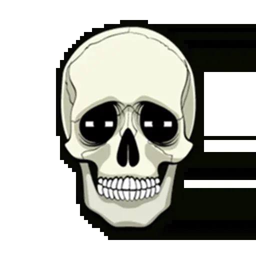 Skull - Sticker 15