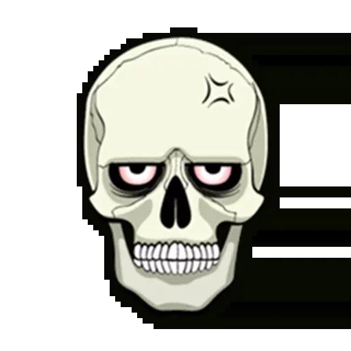 Skull - Sticker 11