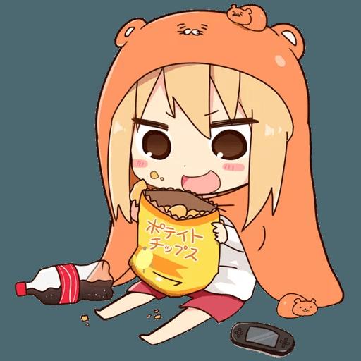 CuteChild - Sticker 10