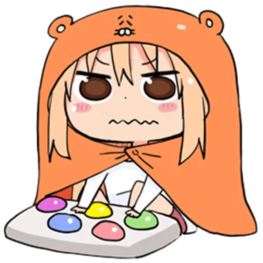 CuteChild - Sticker 19