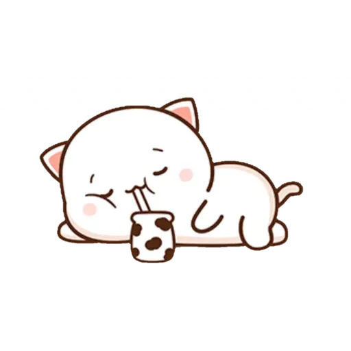 ? Cat - Gatos - Sticker 19