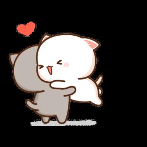 🐱 Cat - Gatos - Sticker 25