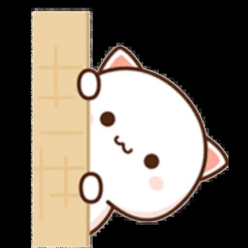 ? Cat - Gatos - Sticker 8