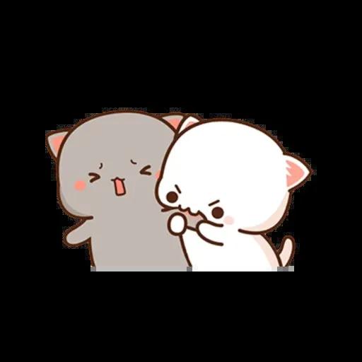 🐱 Cat - Gatos - Sticker 10