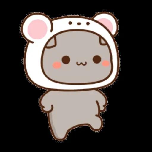 ? Cat - Gatos - Sticker 4