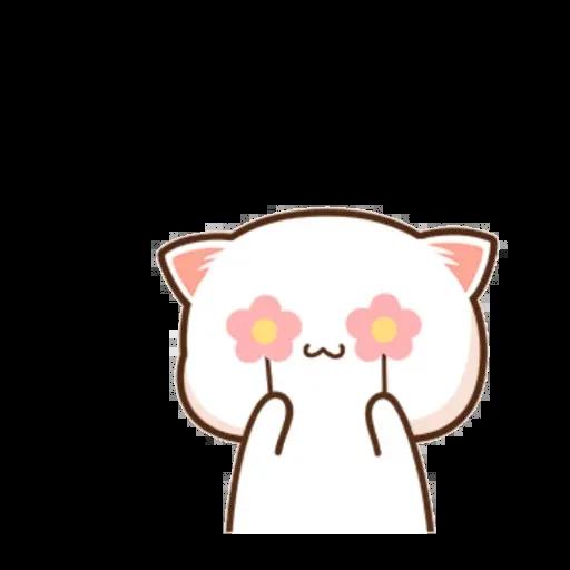 ? Cat - Gatos - Sticker 23