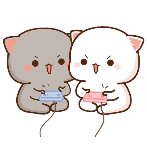 🐱 Cat - Gatos - Sticker 14