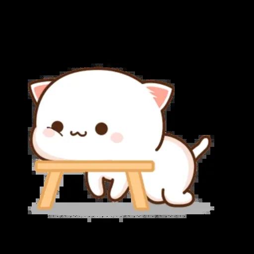 ? Cat - Gatos - Sticker 26