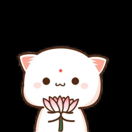 ? Cat - Gatos - Sticker 20