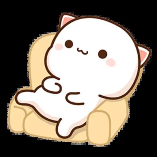 🐱 Cat - Gatos - Sticker 9