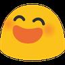 AndroidEmoji - Tray Sticker