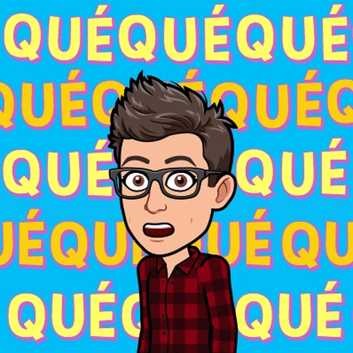 BitMoji 3 - Sticker 30
