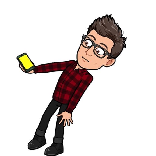 BitMoji 3 - Sticker 27
