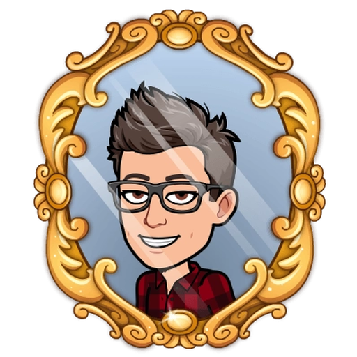 BitMoji 3 - Sticker 7