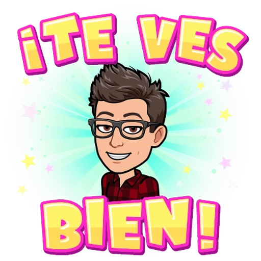 BitMoji 3 - Sticker 15