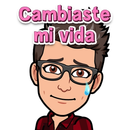 BitMoji 3 - Sticker 11