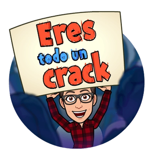 BitMoji 3 - Sticker 8