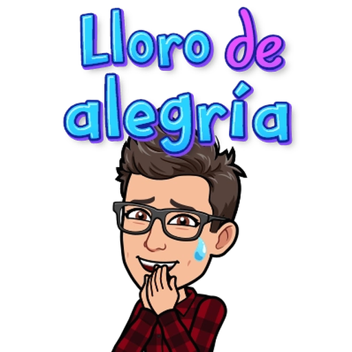 BitMoji 3 - Sticker 4