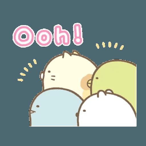 Sumikko Gurashi - Sticker 23
