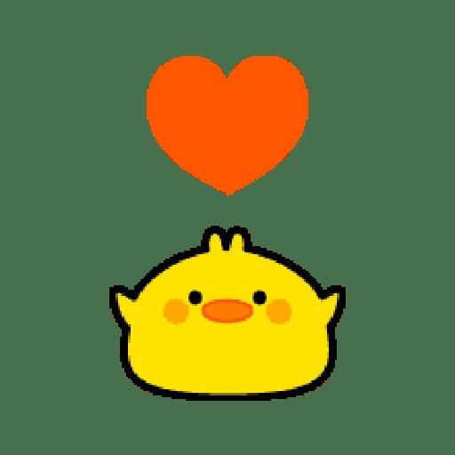 Rabbit Smile Emoji - Sticker 6