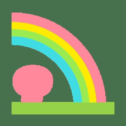 Rabbit Smile Emoji - Sticker 27
