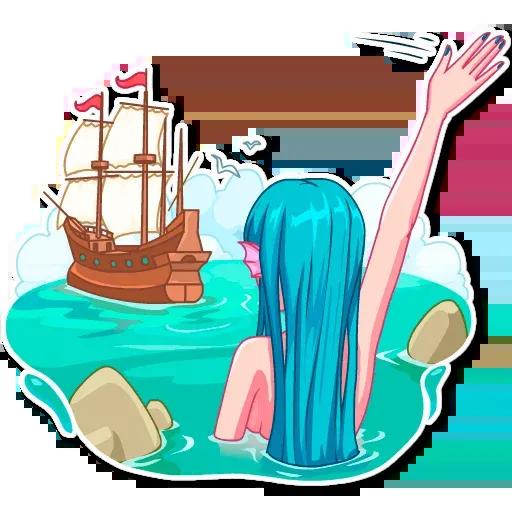 Sirena - Sticker 18