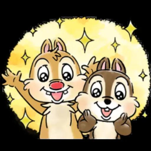 Chip n Dale 4 - Sticker 18