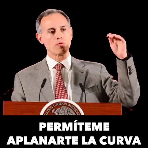 López-Gatell - Sticker 11