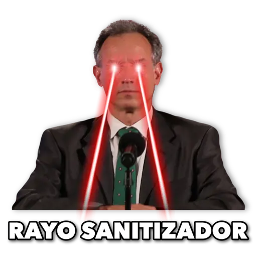 López-Gatell - Sticker 6