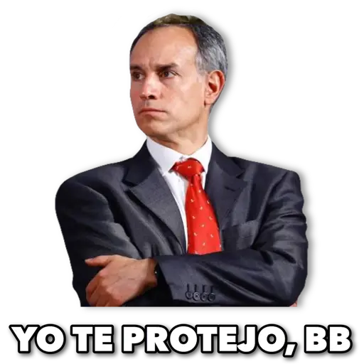 López-Gatell - Sticker 8
