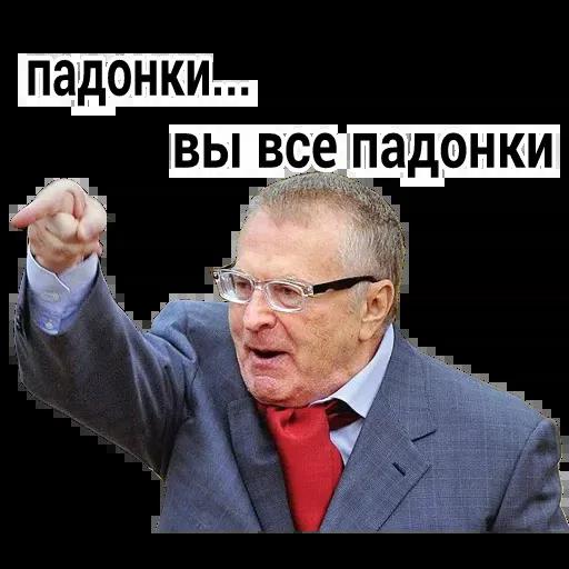 Владимир Вольфович Ж - Sticker 17