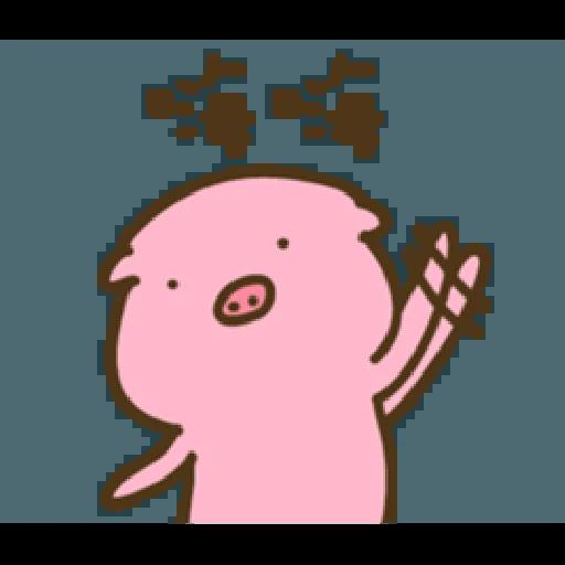 疊字生物 - Sticker 4