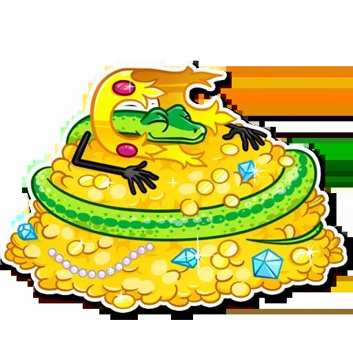Sneaky Snake - Sticker 30