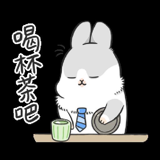 ㄇㄚˊ幾兔6 Thanks, 加油 - Sticker 7