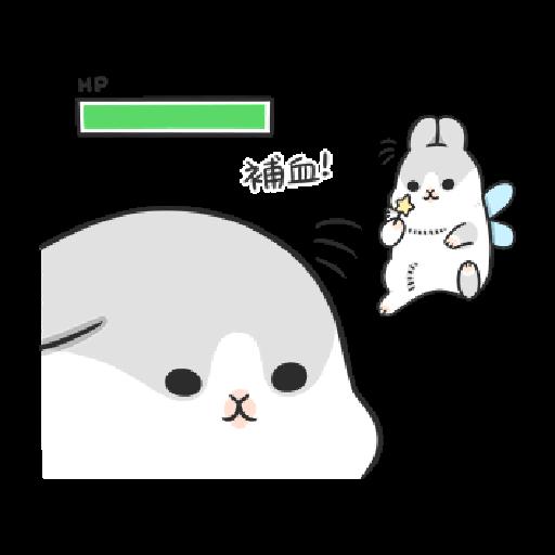 ㄇㄚˊ幾兔6 Thanks, 加油 - Sticker 1