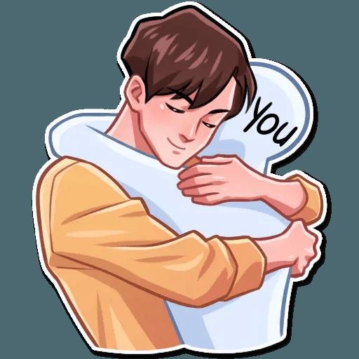 K-pop @TrendingStickers - Sticker 18