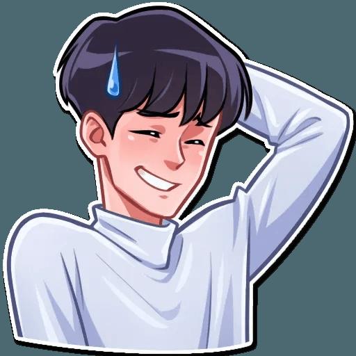 K-pop @TrendingStickers - Sticker 21