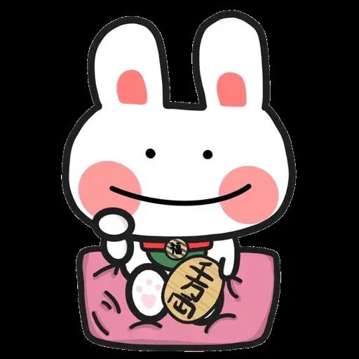 新年bubu - Sticker 2