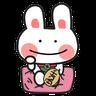 新年bubu - Tray Sticker