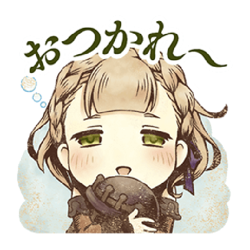 SINoALICE - Sticker 3